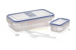 LOCK & FRESH LUNCH PACK 220  (WITH CONTAINER)
