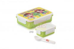 LOCK & FRESH PRINTED LUNCH PACK 210