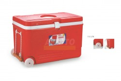 ICE BOX 110 LTR WITH WHEEL & VENT LID