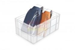 Transparent Crate